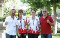 YAŞAR ÜNIVERSITESI - Şampiyon Kızların Şampiyon Babaları