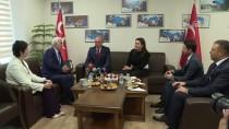 EMRULLAH İŞLER - Siyasi Partiler Arası Bayramlaşma