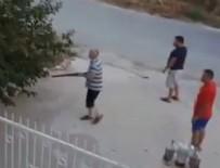 Sokak köpeklerine ateş eden kişi gözaltına alındı