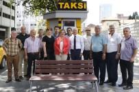 ESNAF ODASı BAŞKANı - Taksici Esnafına Bayram Hediyesi