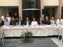ASKERLİK ŞUBESİ - TBMM Çevre Komisyonu Başkanı, AK Parti Trabzon Milletvekili  Muhammet Balta