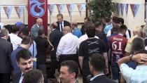 TÜRKIYE FUTBOL FEDERASYONU - Trabzonspor'da Bayramlaşma Töreni