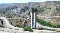 Türkiye'nin En Yüksek Ayaklı 'Eyiste Viyadüğü' Yükseliyor