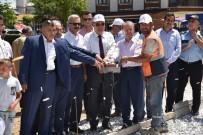 AHMET ERDOĞDU - Yunusemre'den Cumhuriyet Mahallesi'ne Sağlık Yatırımı