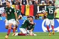 İLKAY GÜNDOĞAN - 2018 FIFA Dünya Kupası Açıklaması Almanya Açıklaması 0 - Meksika Açıklaması 1