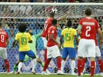 NEYMAR - 2018 FIFA Dünya Kupası Açıklaması Brezilya Açıklaması 1 - İsviçre Açıklaması 1