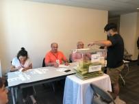 NEW JERSEY - ABD'de Yaşayan Türkler Seçimlerin Son Günü Sandığa Büyük İlgi Gösterdi