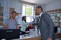 Adem Yurdigül'den Hastalara Bayram Ziyareti