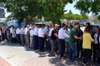 AK Parti Heyeti, Didim'de Partililerle Bayramlaştı