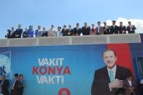 UĞUR İBRAHIM ALTAY - AK Parti Konya'dan Bin Araçlık Bayram Konvoyu