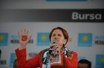 BÖLÜNMÜŞ YOLLAR - Akşener Açıklaması 'İYİ Parti Olmasaydı Erdoğan'ın Birinci Turda Kaç Puanla Geçiyor Olduğunu Konuşacaktık'