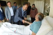 ALINUR AKTAŞ - Alinur Aktaş'tan Hastalara Bayram Ziyareti