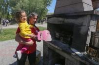 FUTBOL SAHASI - Ankara'da Yeşilin Diğer Adı 'Yakacık'