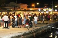 TURİZM SEZONU - Ayvalık Ramazan Bayram'ında Tatilcilerle Doldu Taştı