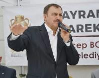 VEYSEL EROĞLU - Bakan Eroğlu Afyonkarahisar'da
