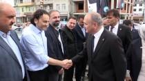 ŞEHİT POLİS - Bakan Faruk Özlü, Şehit Ailesini Ziyaret Etti