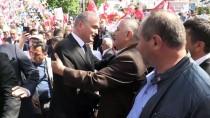 FARUK ÖZLÜ - Bakan Özlü, Bayram Şölenine Katıldı
