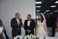 BİLİM SANAYİ VE TEKNOLOJİ BAKANI - Bakan Özlü, Düzce'de Nikah Şahidi Oldu