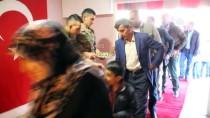 ABDULSELAM ÖZTÜRK - Başkale'de Şehit Aileleri Ve Gaziler Yemekte Buluştu