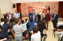 ALINUR AKTAŞ - Başkan Aktaş'tan 'Babalar Günü' Sürprizi