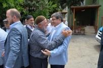 YENIKÖY - Başkan Can, Vatandaşlarla Bayramlaştı