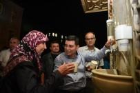 İFTAR SOFRASI - Başkan Tütüncü, Ramazan'da Bin Evi Ziyaret Ederek, Vatandaşlarla Bir Araya Geldi