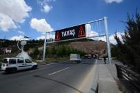 AKILLI ULAŞIM - Başkent Trafiği LED'li Ekranlara Emanet