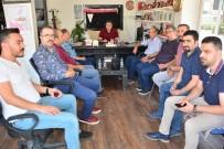 ÇALIŞAN GAZETECİLER - Batman'da Yerel Gazetelerden Siyasi Partilere Tepki