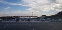 Bayram Dönüşü Trafik Çileye Döndü