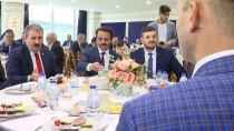 BAŞÖRTÜSÜ - BBP İstanbul İl Başkanlığı'nda Bayramlaşma