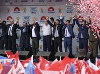 MEVLÜT ÇAVUŞOĞLU - Çelik'ten Antalyalılara Miting Teşekkürü