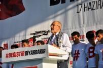 Cumhurbaşkanı Adayı Karamollaoğlu Diyarbakır'da