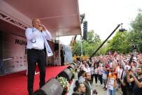 GÖNÜL KÖPRÜSÜ - Cumhurbaşkanı Adayı Muharrem İnce Tunceli'de