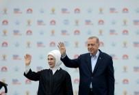 ATATÜRK KÜLTÜR MERKEZI - Cumhurbaşkanı Erdoğan Açıklaması 'Bay Muharrem Bak Yolsuzluktan Bahsediyorsun, Haddini Bil'