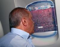 ENERJİ VE TABİİ KAYNAKLAR BAKANI - Cumhurbaşkanı Erdoğan, Miting Alanında