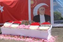 YUSUF ZIYA GÜNAYDıN - Demirel Mezarı Başında Törenle Anıldı