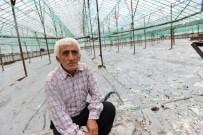 BEYMELEK - Demre'de Dolu Ve Fırtına Blançosu