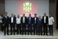 SELAHATTIN GÜRKAN - E.Yeni Malatyaspor'da Yönetim Mali Açıdan İbra Edildi