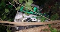İSMAİL YILMAZ - Giresun'da İki Ayrı Trafik Kazası Açıklaması 3 Ölü, 4 Yaralı