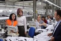 GİRESUN - Giresun'da İstihdama Teşvik Katkısı
