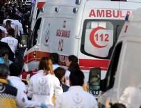 KALP YETMEZLİĞİ - Özel hastanede yangın: 2 ölü
