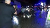 GÜNCELLEME - Karaman'da Yolcu Otobüsü Devrildi Açıklaması 3 Ölü, 39 Yaralı
