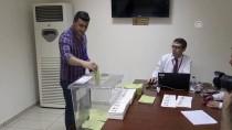 BAĞDAT - Irak'taki Türk Seçmenlerin Oy Verme İşlemi Sürüyor