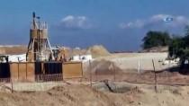 İSRAIL SAVUNMA BAKANı - İsrail, Gazze Çevresinde Yer Altı Bariyeri İnşaatını Hızlandırıyor