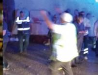 Yolcu otobüsü devrildi: 3 ölü 39 yaralı