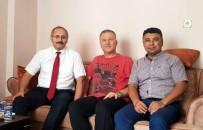 Kazazede Albay Özkurt'u Sevenleri Yalnız Bırakmıyor