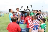 İSTİKLAL - Kula'da 3. Futbol Şöleni Başladı