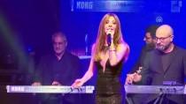 Lübnanlı Sanatçı Nancy Ajram Konser Verdi