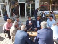 DEMOKRASİ PARKI - Malazgirt'te Bayramlaşma