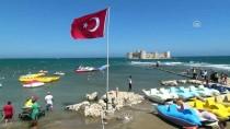 DOĞU AKDENİZ - Mersin'de Turizmcilerin Bayramda Yüzü Güldü